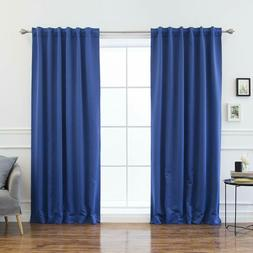 Blackout Curtains Best Home Decor Fashion Thermal Insulated