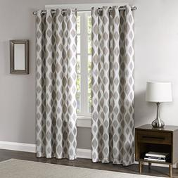 Blackout Curtains for Bedroom, Modern Contemporary Bronze Sh