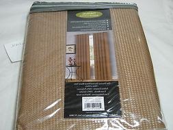 DUCK RIVER Textile Foam Back Thermal Curtain Panel W/ Back T
