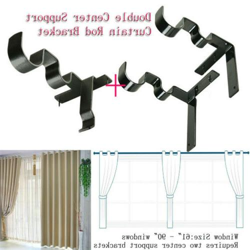 US Double Support Rod Bracket