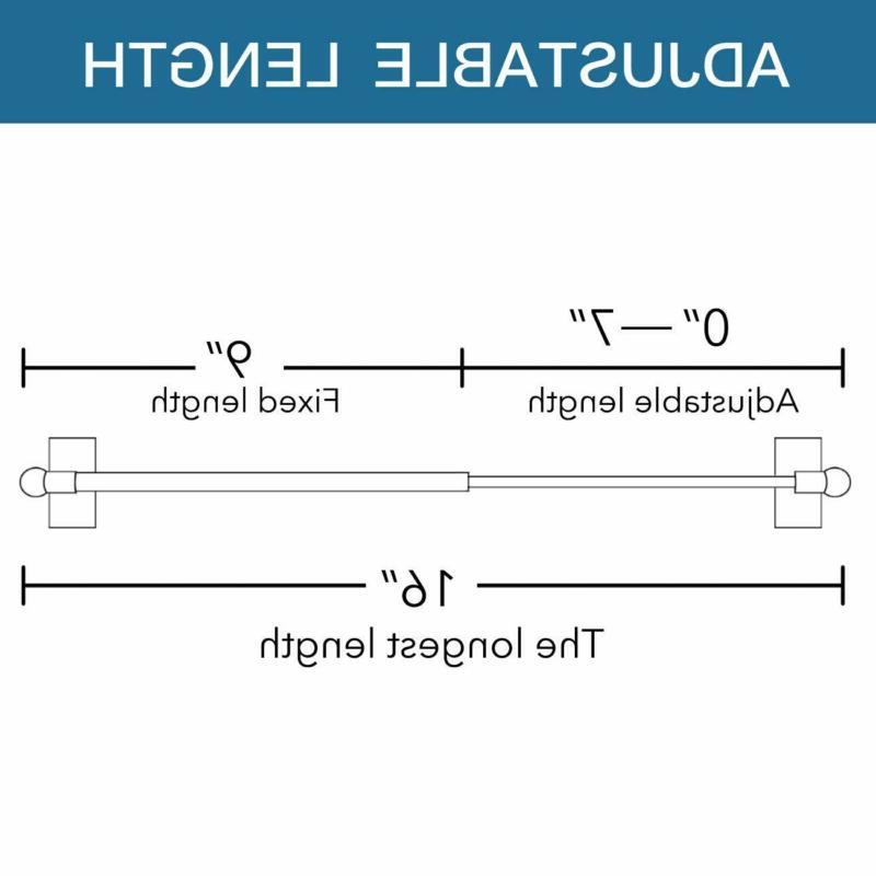 H.VERSAILTEX Magnetic Curtain Rods Ends