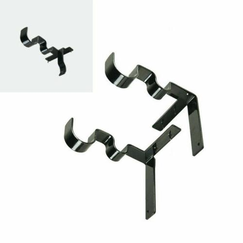Double Hang Curtain Rod Holders Right Window Frame Curtain US