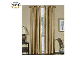 Achim Home Furnishings Ombre Window Panel, 50-Inch by 63-Inc