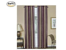 Achim Home Furnishings Ombre Window Panel, 50-Inch by 84-Inc
