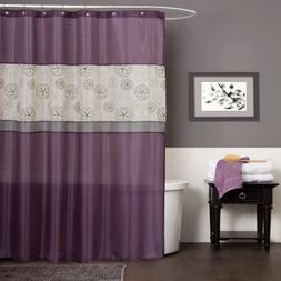 Special Edition by Lush Decor Covina Shower Curtain