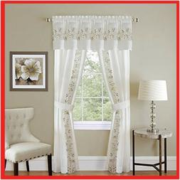 WINDOW CURTAIN PANEL Imported Polyester Rod Pockets Kenya Wi